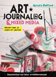 Art Journaling en Mixed Media, Marieke Blokland