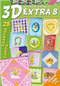 Studio Light 3D Extra boek BO3D- E8 Voorjaar
