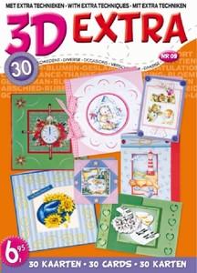 Studio Light 3D Extra boek BO3D- E9 Diverse gelegenheden
