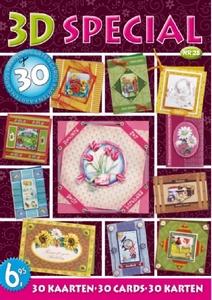 Studio Light 3D Special boek BO3D-28 Diversen