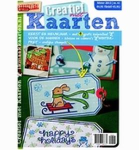 Creatief met kaarten nr.41 Winter (2013)