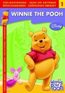 Strijkpatronenboek voor textielschilderen: Winnie the Pooh