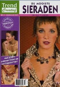 Trend:De Mooiste Sieraden, tijdschrift uitgave voorjaar 2005