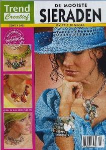Trend: De Mooiste Sieraden, tijdschrift uitgave zomer 2005
