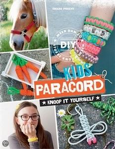 DIY Kids Paracord Knoop it Yourself, Thade Precht