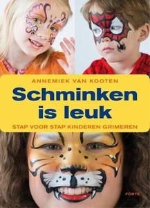 Schminken is Leuk, Annemiek van Kooten