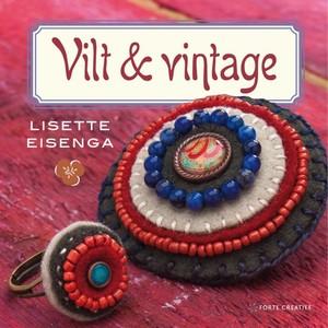 Forte Boek Vilt & Vintage, Lisette Eisenga