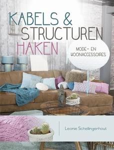 Kabels & Structuren haken, Leonie Schellingerhout
