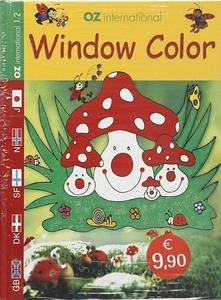 Window Color inspiratie boek OZ international 1.2