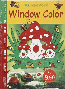 Window Color inspiratie boek OZ international 1.2