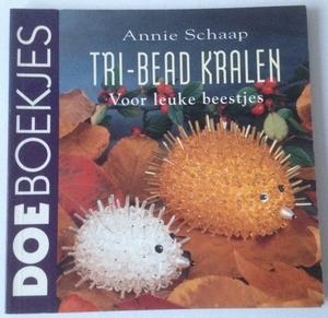 DoeBoekje 05030 Tri-Bead Kralen voor leuke beestjes