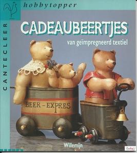Cantecleer Hobbytopper Cadeaubeertjes,Willemijn v.d. Spiegel