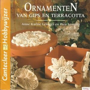 Cantecleer Hobbywijzer 187 Ornamenten van gips en terracotta