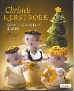 UITVERKOCHT Christels Kerstboek, Kerstfiguurtjes haken