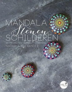 Mandala Stenen schilderen, Natascha Alexander