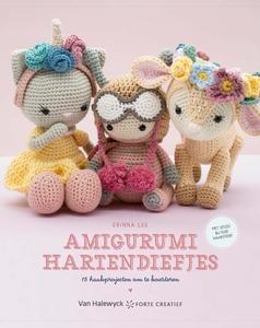 Haken: Amigurummi Hartendiefjes, Erinna Lee (2019)