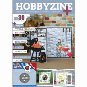 Hobbyzine plus 30 HZ01903 o.a. Yvonne Creations, Big Guys
