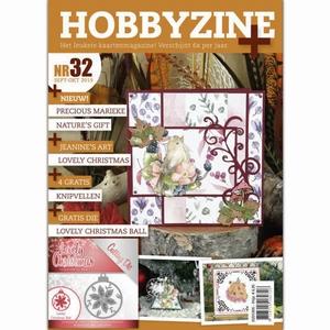 Hobbyzine plus 32 HZ01905 o.a. Precious Marieke,Natures gift