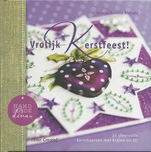 Handmade Divas, Vrolijk Kerstfeest (LAATSTE)