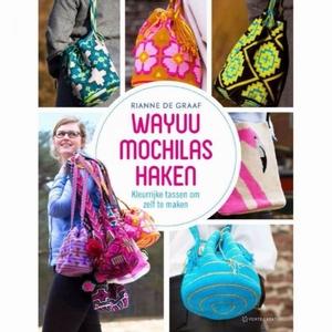 Haken: Wayuu Mochilas haken, Rianne de Graaf