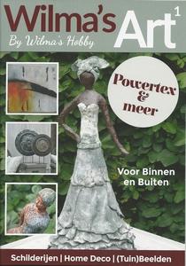 Wilma's Art 1, Powertex & Meer by Wilma's Hobby (2019)