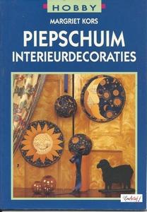 LRVKreatief Hobby: Piepschuim interieurdecoraties, M. Kors