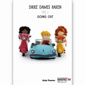 NIEUW Dikke Dames Haken deel 2, Going out, Anja Toonen