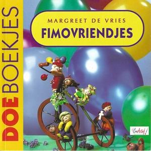 DoeBoekje 409283 Fimo Vriendjes, Margreet de Vries