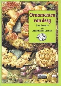 Cantecleer Hobbycahier Ornamenten van Deeg