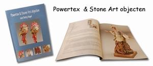 Betty Nagel: Powertex en Stone Art objecten