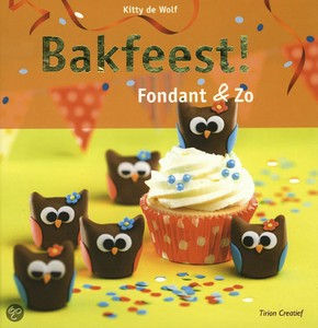 Bakfeest Fondant en Zo, Kitty de Wolf