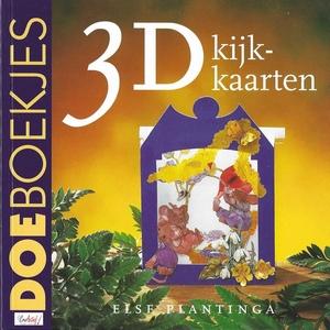 DoeBoekje 12320 3D kijkkaarten, Els Plantinga