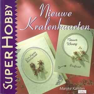 Superhobby 30873 Nieuwe Kralenkaarten, Marijke Karsten