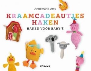 Kraamcadeautjes haken, Annemarie Arts
