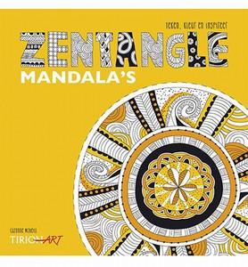 Suzanne McNeill, Zentangle Mandala's