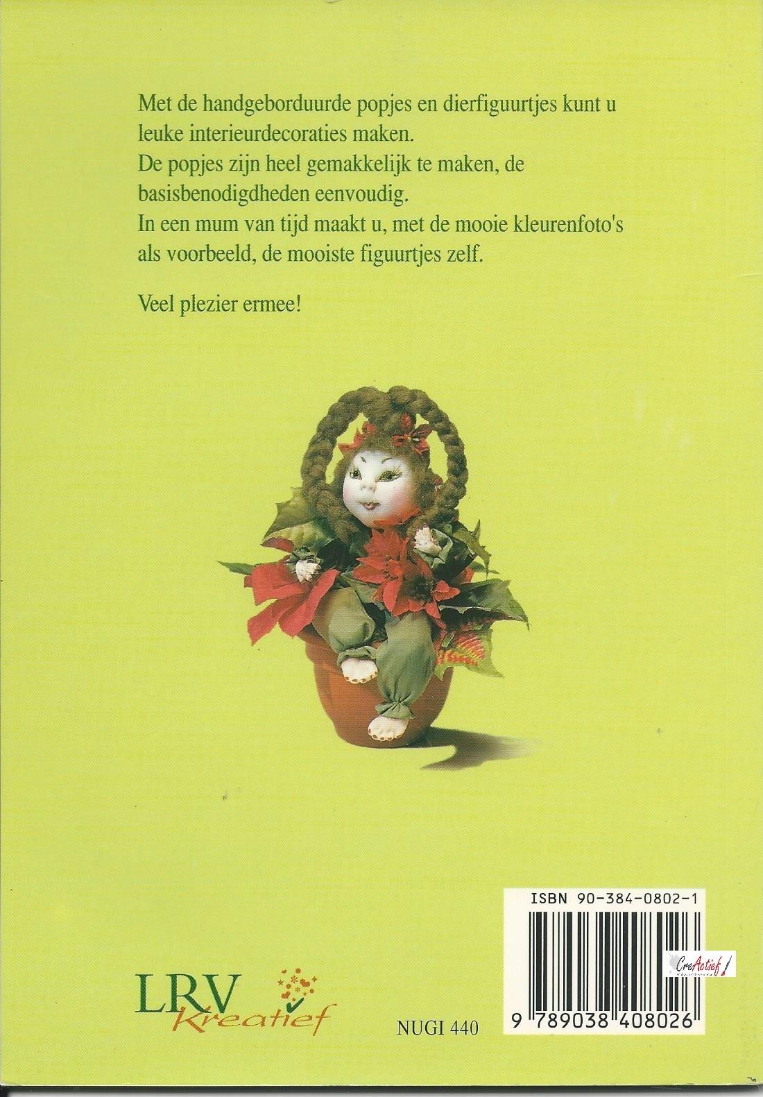 LRVKreatief Hobby: Natuurpopjes, Joke van den Bosch
