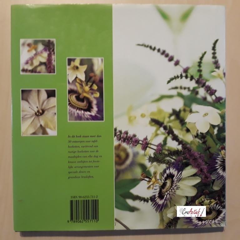Bloemen op Tafel, inspiratieboek, Shane Connolly