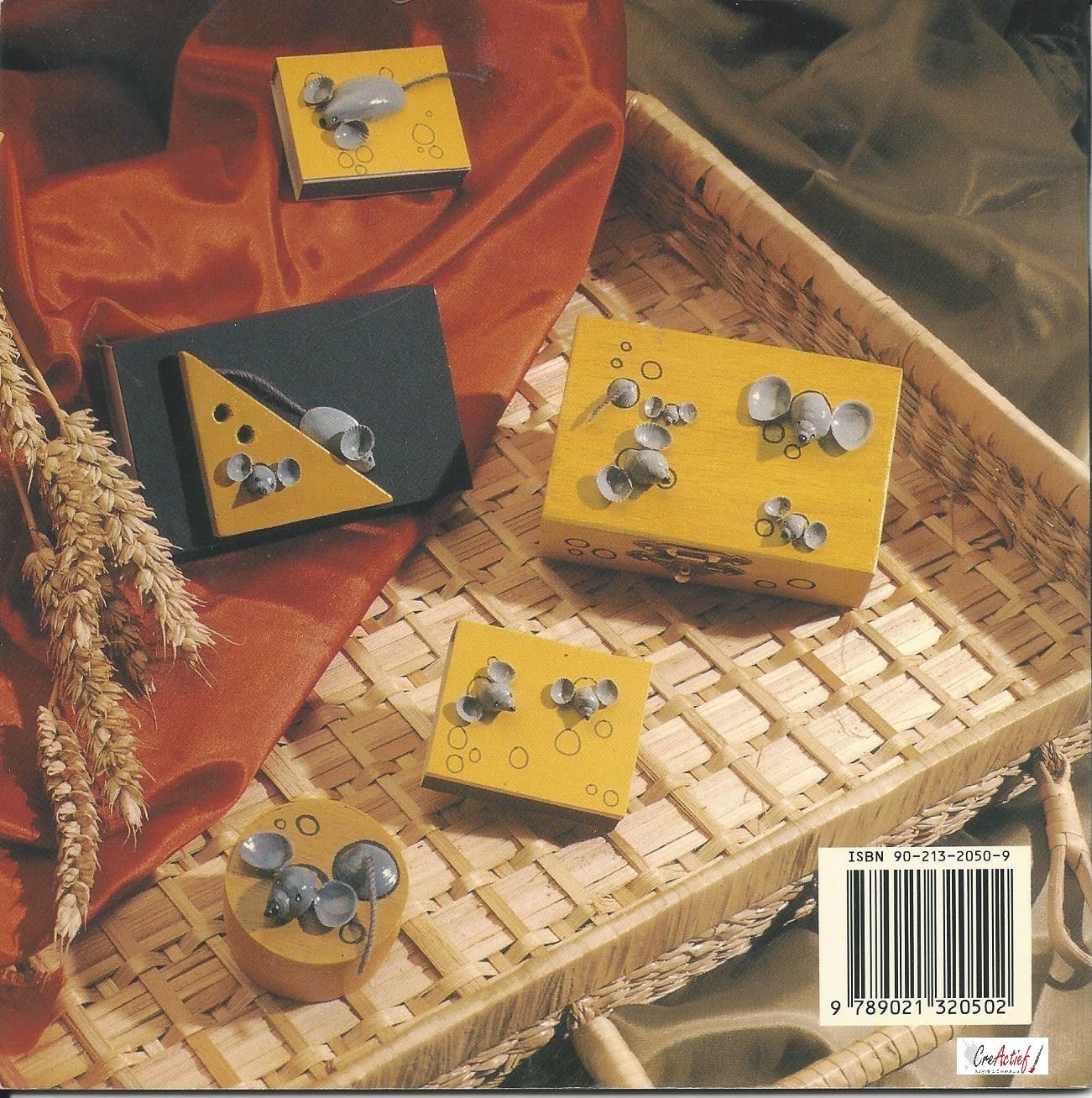 Cantecleer Hobbywijzer 101 Cadeautjes van Schelpen