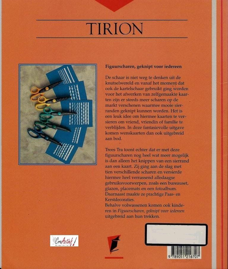 Figuurscharen , Geknipt voor iedereen uitg. Tirion