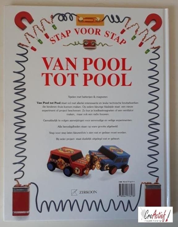 uitg. Zirkoon, Stap voor Stap boek; Van Pool tot Pool