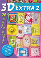 Studio Light 3D Extra boek BO3D- E2 Diverse gelegenheden