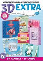 Studio Light 3D Extra boek BO3D-E11 Diverse gelegenheden