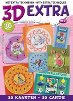 Studio Light 3D Extra boek BO3D-E12 Diverse gelegenheden