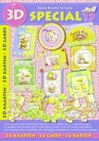 Studio Light 3D Special boek BO3D-15 Disney SomeBunny