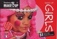 Make-up voorbeeldenboek Girls, SHV039 Fantasy Make Up