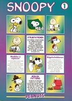 Strijkpatronenboek Snoopy