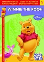 Strijkpatronenboek Winnie the Pooh
