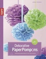 Dekorative Paper Pompons, Armin Taubner TOPP3970