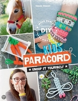 DIY Kids Paracord Knoop it Yourself, Thade Precht