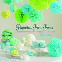 Papieren Pom Poms, Paula Pascal